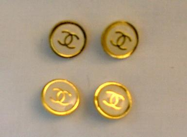 Chanel Buttons For Sale